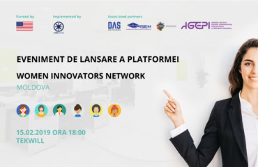 WIN Moldova Platform Launch Event